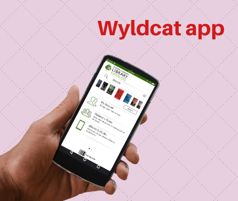image of the wyldcat app