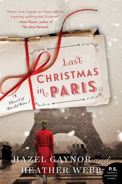 Last Christmas in Paris Book