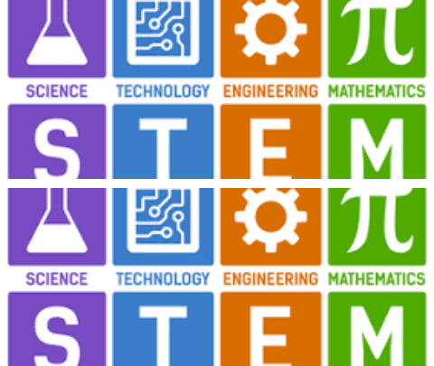 image of the STEM workshop logo