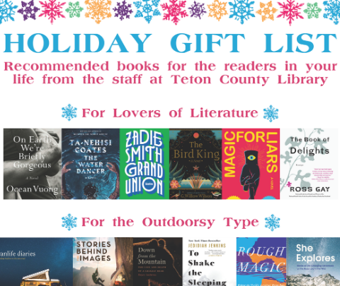 image of the book gift list