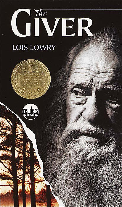 The Giver Book Cover