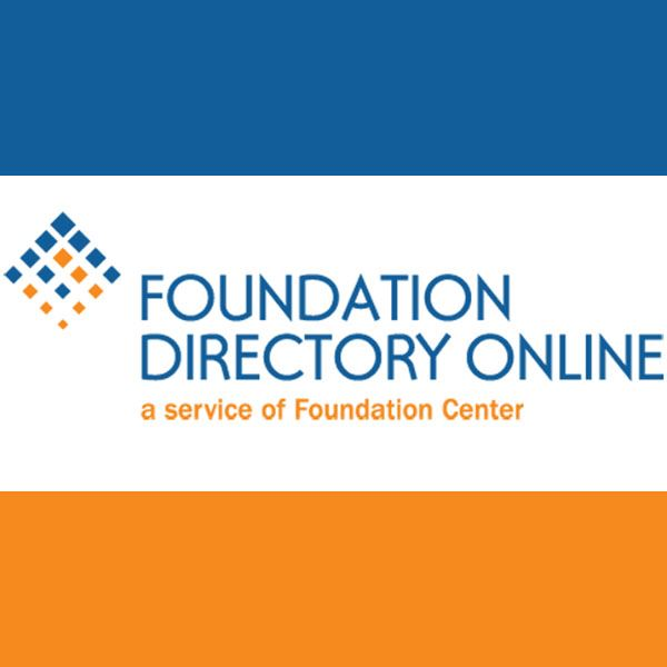logo of foundation directory online