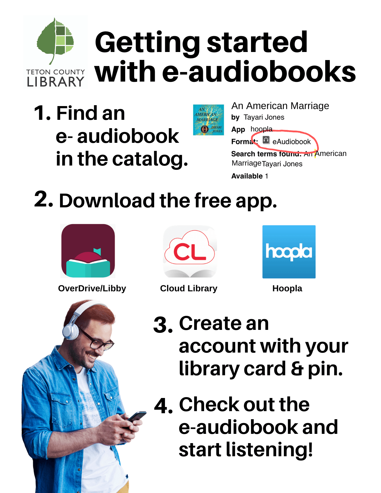 e-audiobooks handbill updated 9.20
