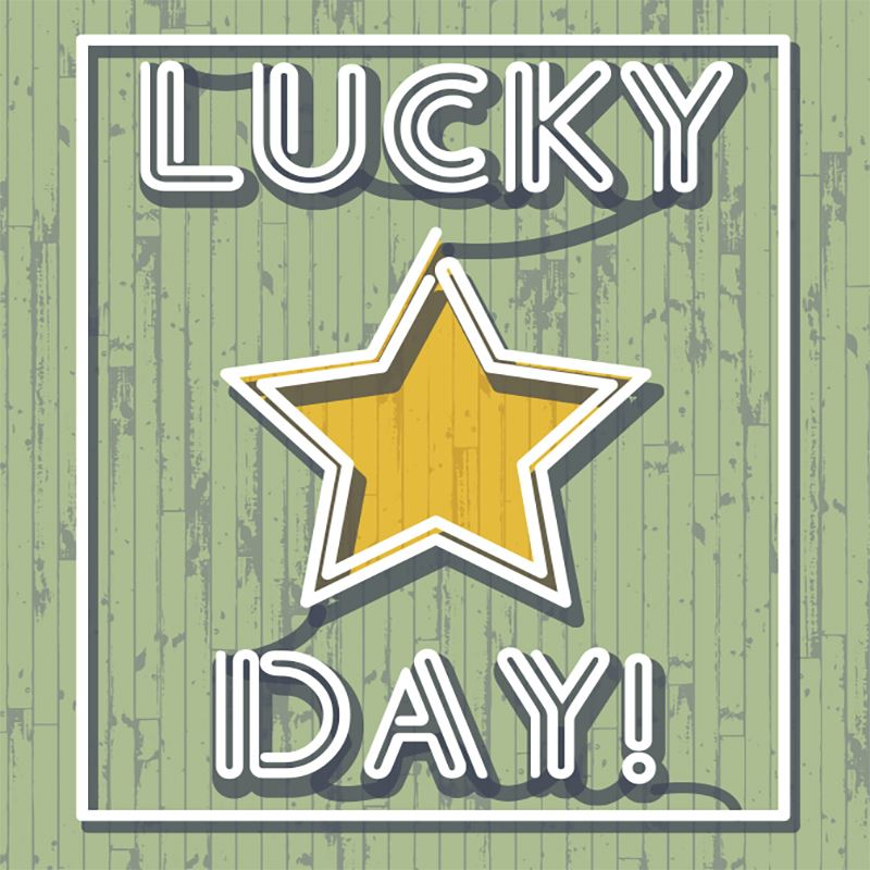 image of lucky day logo