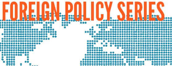 image of foreign policy series logo
