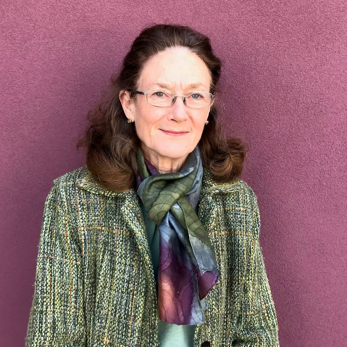 image of Friends board member Virginia Adler