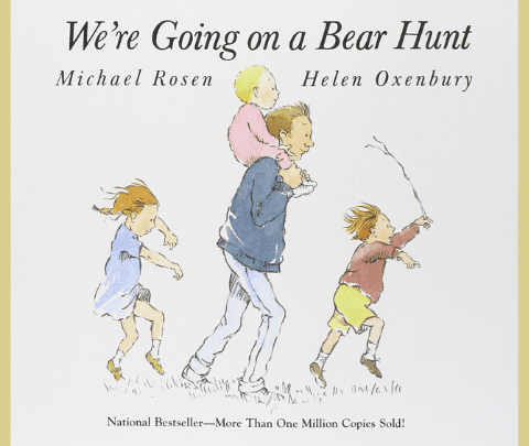 Bear Hunt news flash