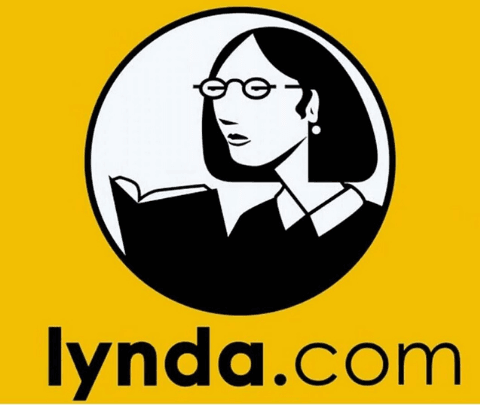 image of the lynda.com logo