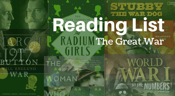 Reading List the Great War