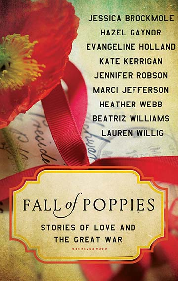 Fall of Poppies Book