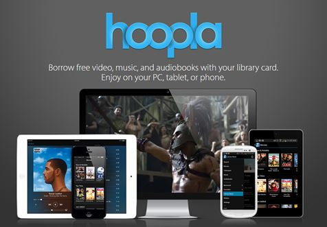 Hoopla digital books